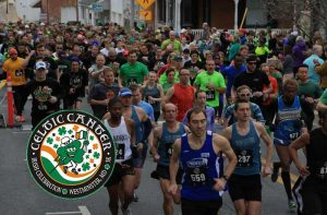 Celtic Canter 5K and Irish Celebration @ City of Westminster