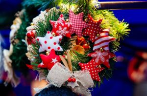 Holiday of Trees, Wreaths & Centerpieces by Taneytown Heritage & History Museum @ New Windsor State Bank, Taneytown