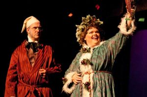 """A Christmas Carol"" @ Carroll Arts Center"