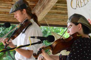 Deer Creek Fiddlers' Convention @ Carroll County Farm Museum
