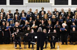 Masterworks Chorale of Carroll County: Celebrating the 500th Anniversary of the Reformation @ Baker Memorial Chapel