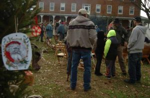 Civil War Holiday Encampment @ Carroll County Farm Museum