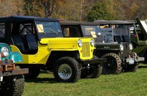 15th Annual Mason-Dixon Jeep Gathering @ Union Mills Homesead | Westminster | Maryland | United States
