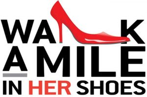 10th Annual Walk A Mile in Her Shoes @ Dutterer Park
