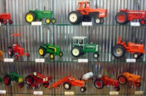 Central Maryland Farm & Toy Show @ Carroll County Ag Center