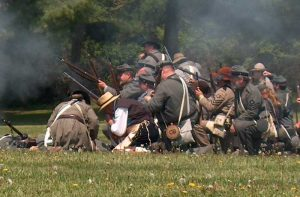 Living History Reenactment: The Battle of Chancellorsville @ Carroll County Farm Museum