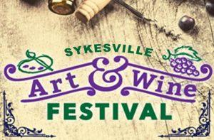 Sykesville Arts and Wine Festival @ Main Street Sykesville | Sykesville | Maryland | United States