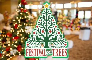 Carroll County Festival of Trees @ John Street Quarters | Westminster | Maryland | United States